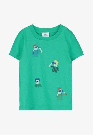 TOON - Print T-shirt - green