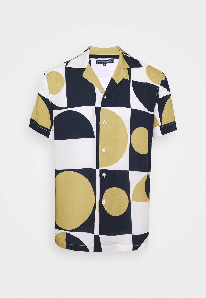 Frescobol Carioca - CAMP COLLAR COPIC - Shirt - twine
