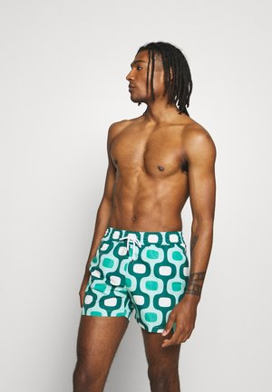 TRUNK SPORT IPANEMA X-LARGE - Swimming shorts - khaki/pistachio