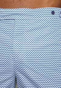 Frescobol Carioca - TAILORED COPACABANA - Swimming shorts - slate - 3