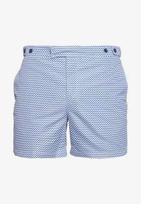 Frescobol Carioca - TAILORED COPACABANA - Swimming shorts - slate - 2