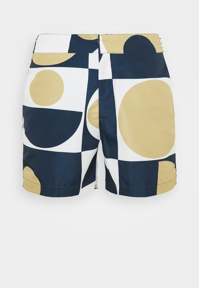 TRUNKS CLASSIC SHORT COPIC - Swimming shorts - twine/ink
