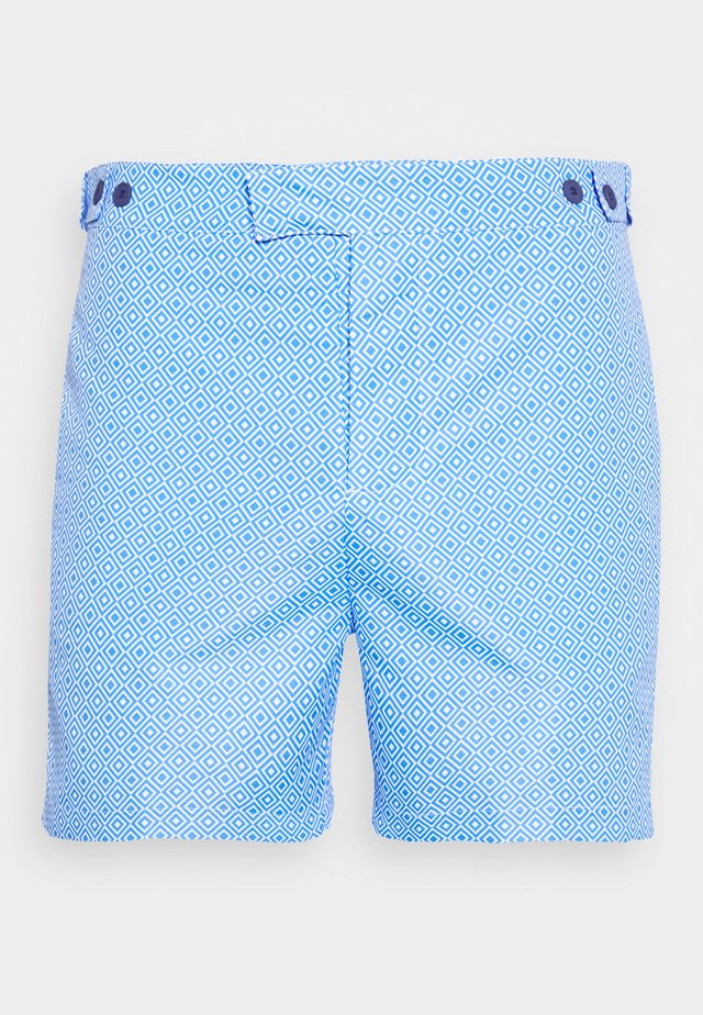 TRUNKS TAILORED ANGRA - Swimming shorts - blue