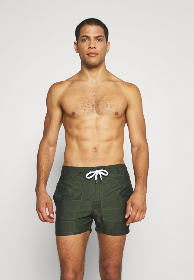 SPORT SWIM - Zwemshorts - military green