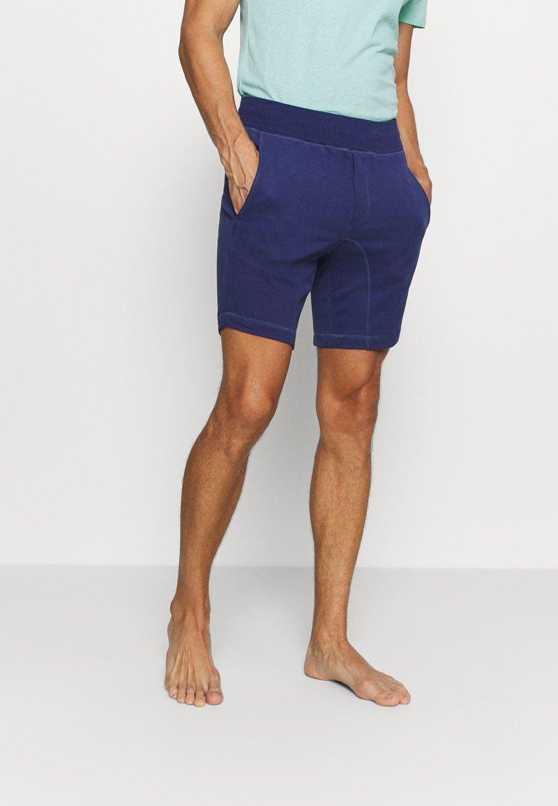 Frescobol Carioca - LEBLON LOUNGE - Pyjama bottoms - navy