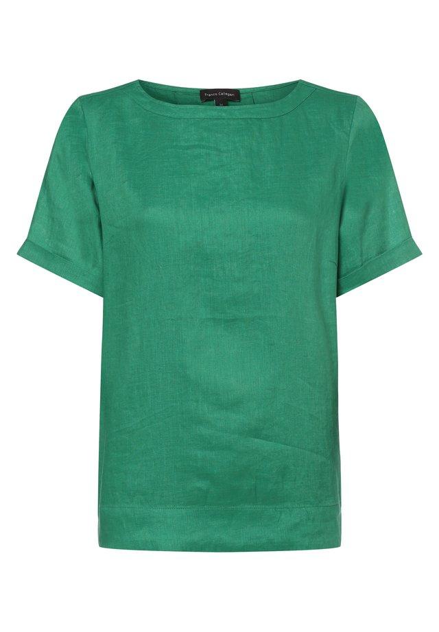 Basic T-shirt - gras