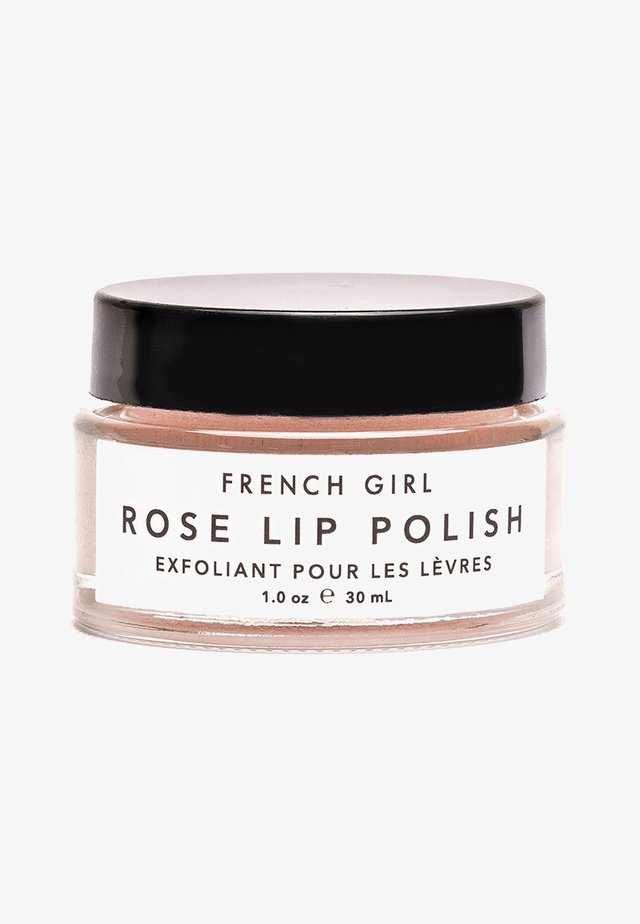 ROSE LIP POLISH - Lippenpeeling - -