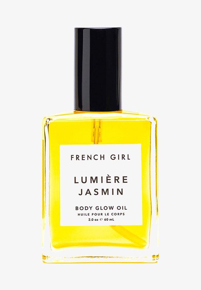 LUMIÈRE JASMIN - BODY GLOW OIL - Lichaamsolie - -