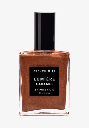 SHIMMER OIL - Olio corpo - lumière caramel