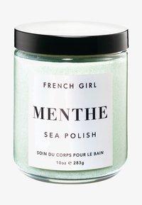 French Girl - MINT SEA POLISH - SMOOTHING TREATMENT - Peeling do ciała - - - 0