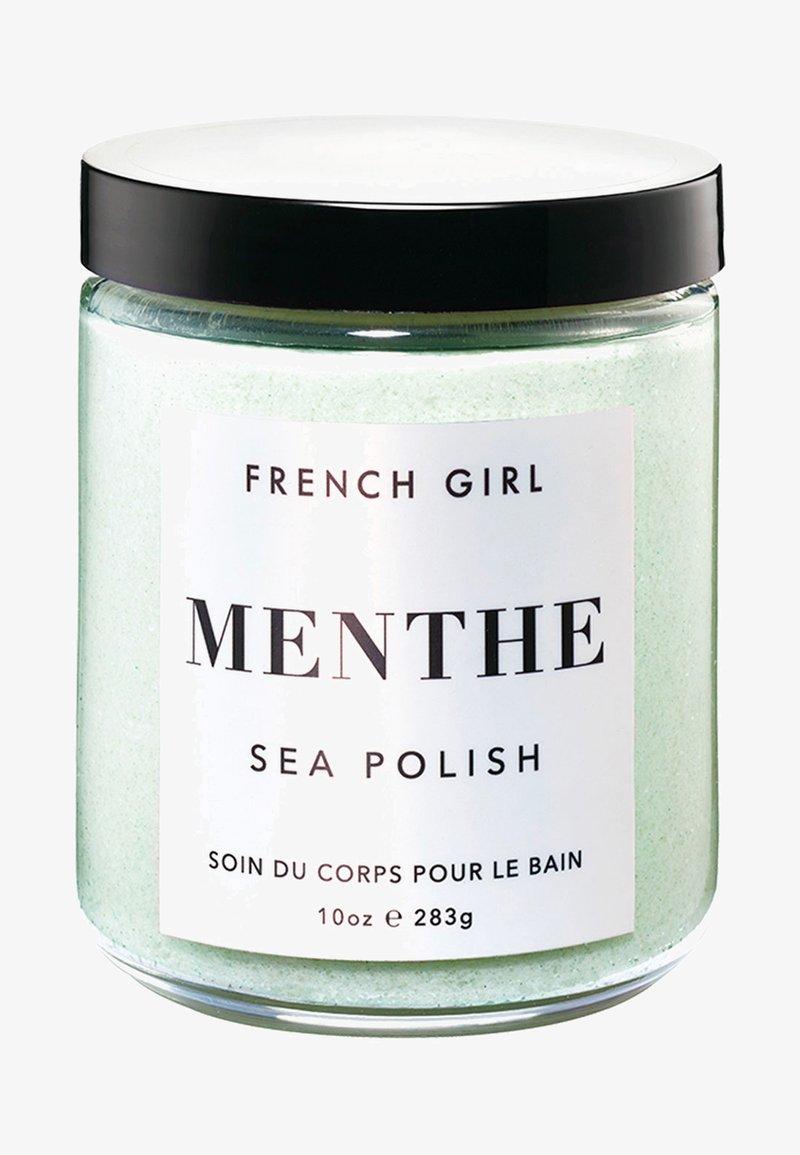 French Girl - MINT SEA POLISH - SMOOTHING TREATMENT - Peeling do ciała - -