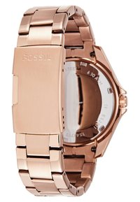 Fossil - RILEY - Zegarek - rosegold-coloured - 3