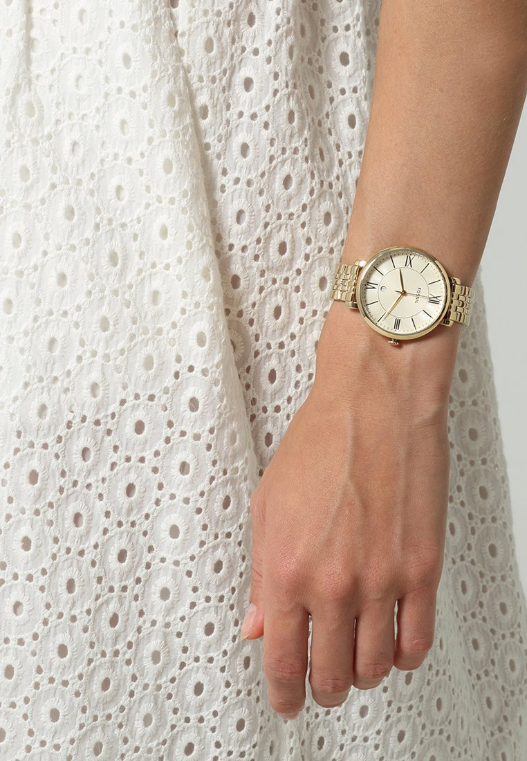 Fossil - JACQUELINE - Watch - gold-coloured