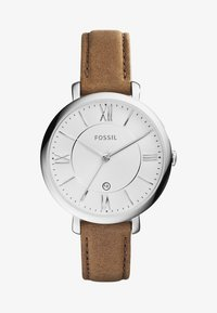 Fossil - JACQUELINE - Watch - hellbraun - 2