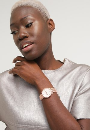 TAILOR - Watch - rosegold-coloured