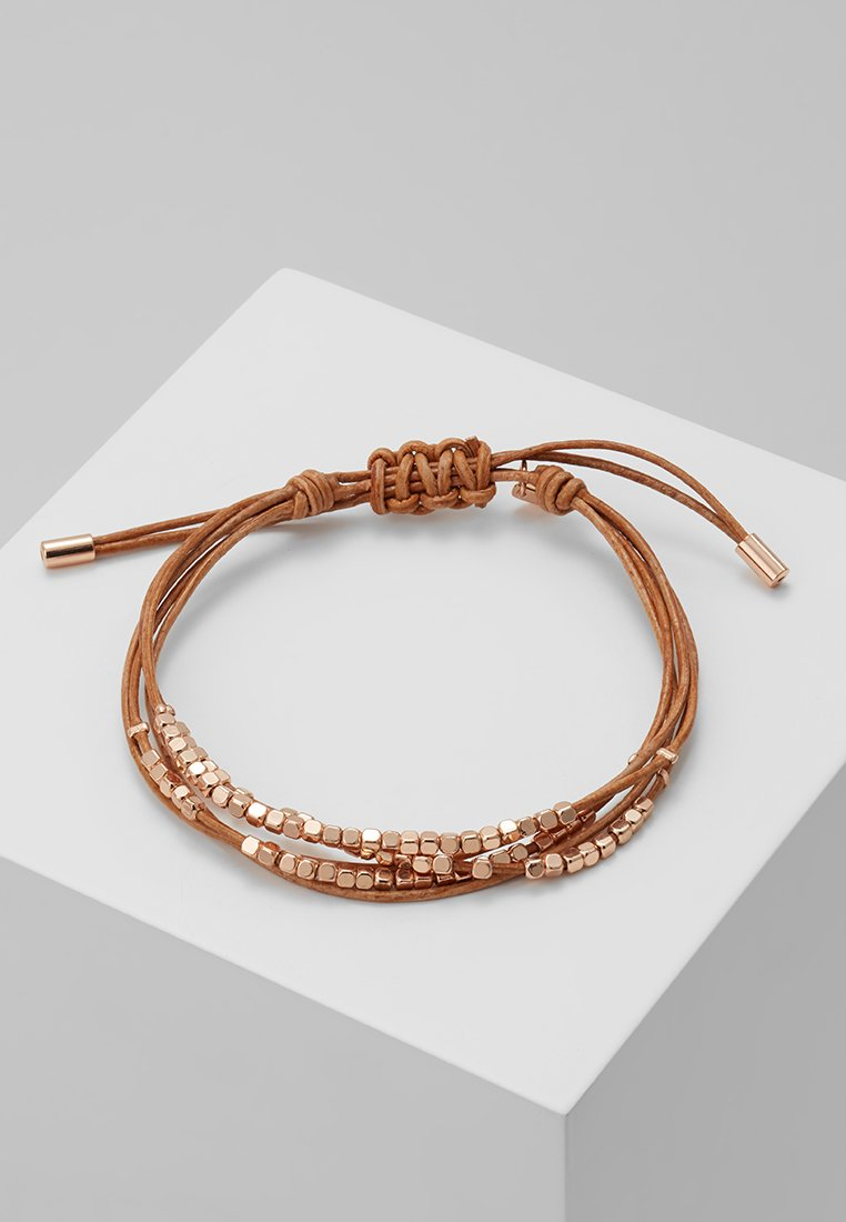 Fossil - FASHION - Armband - rosegold-coloured
