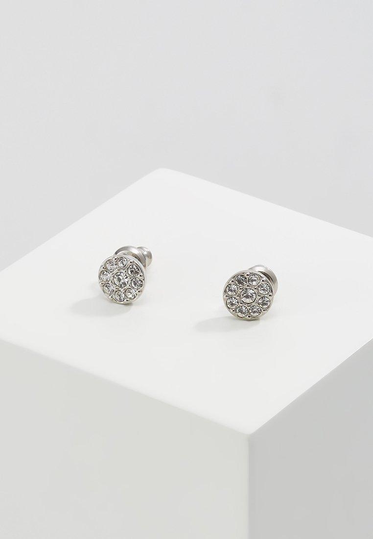 Fossil - VINTAGE GLITZ - Boucles d'oreilles - silver-coloured