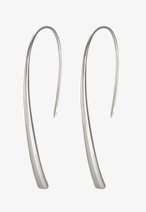Pendientes - silver-coloured
