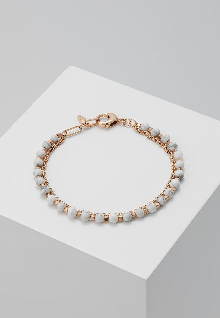 Fossil - Bracelet - roségold-coloured
