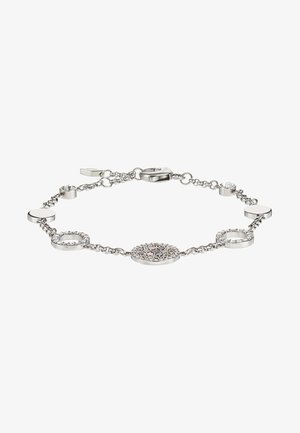 VINTAGE GLITZ - Bracelet - silver-coloured