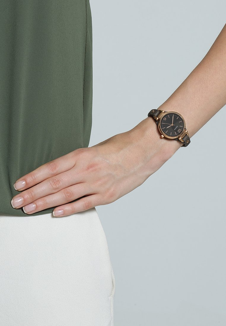 Fossil - GEORGIA - Watch - grau