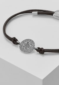 Fossil - Armband - silver-coloured/braun - 4