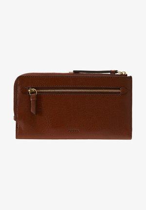 FIONA - Plånbok - medium brown