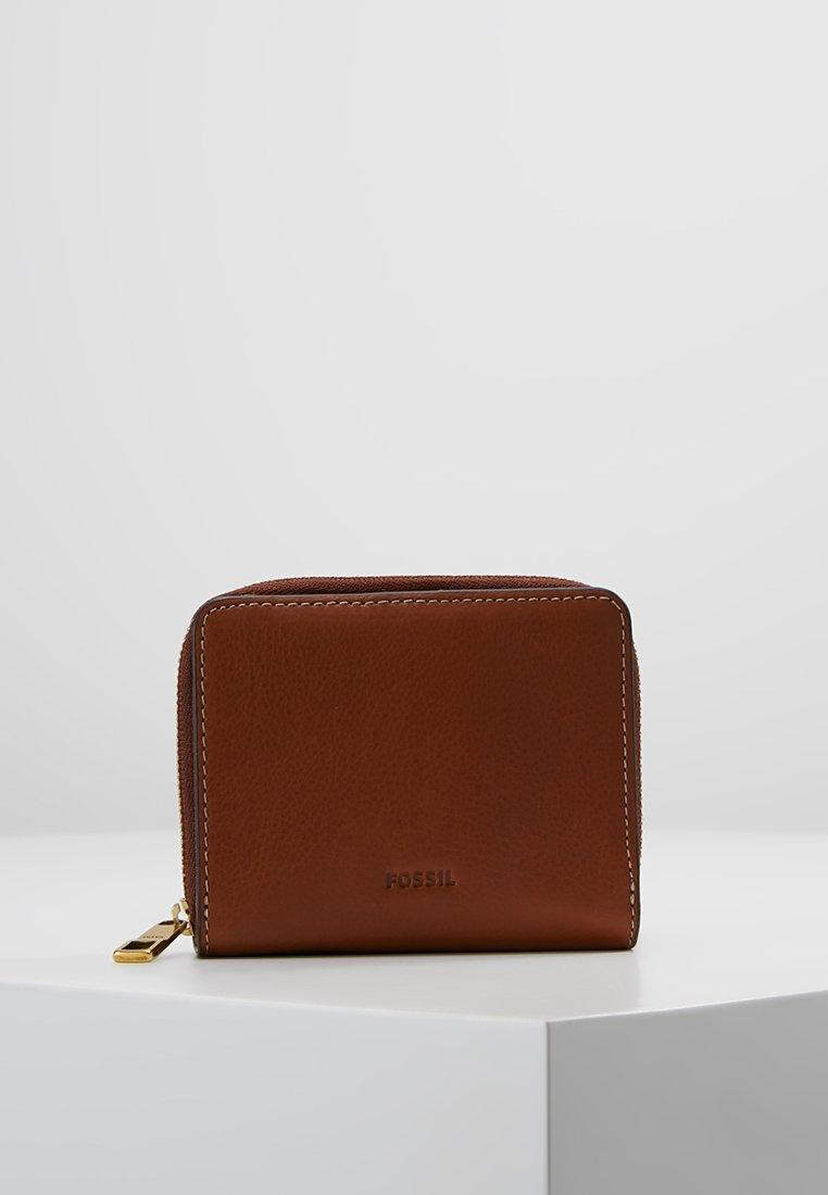 Fossil - EMMA MINI - Wallet - brown