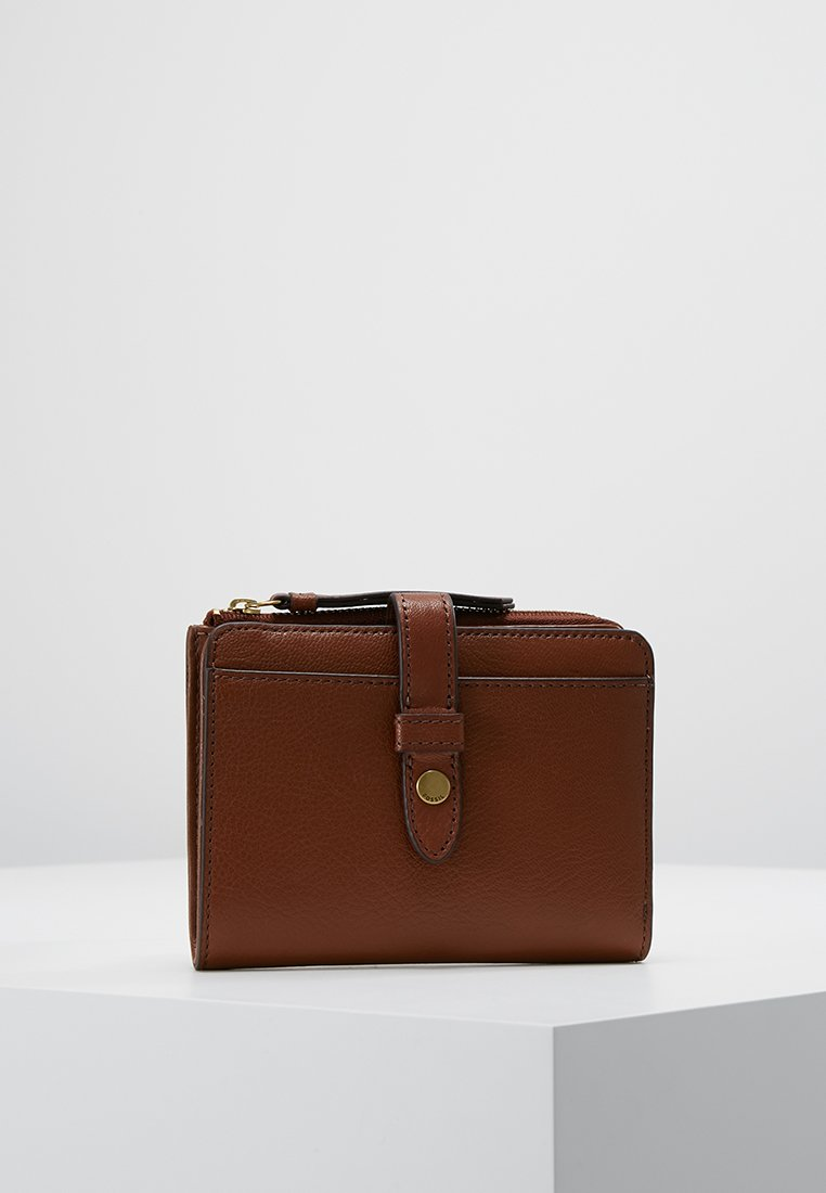 Fossil - FIONA - Geldbörse - medium brown
