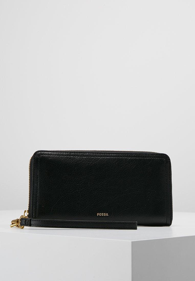 Fossil - LOGAN - Wallet - black