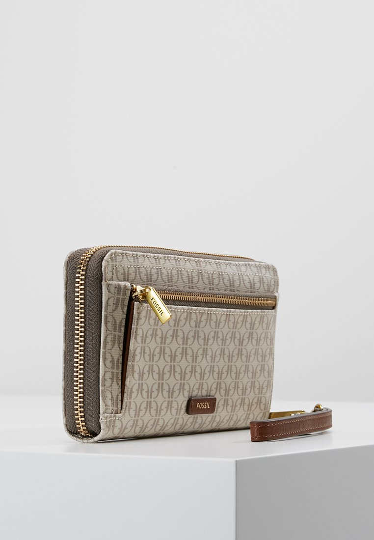 tan Taupe tan Fossil LoganPortefeuille Fossil Fossil LoganPortefeuille Taupe xQtrdshC