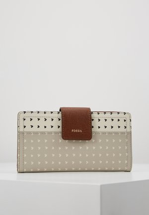 LOGAN - Wallet - gray