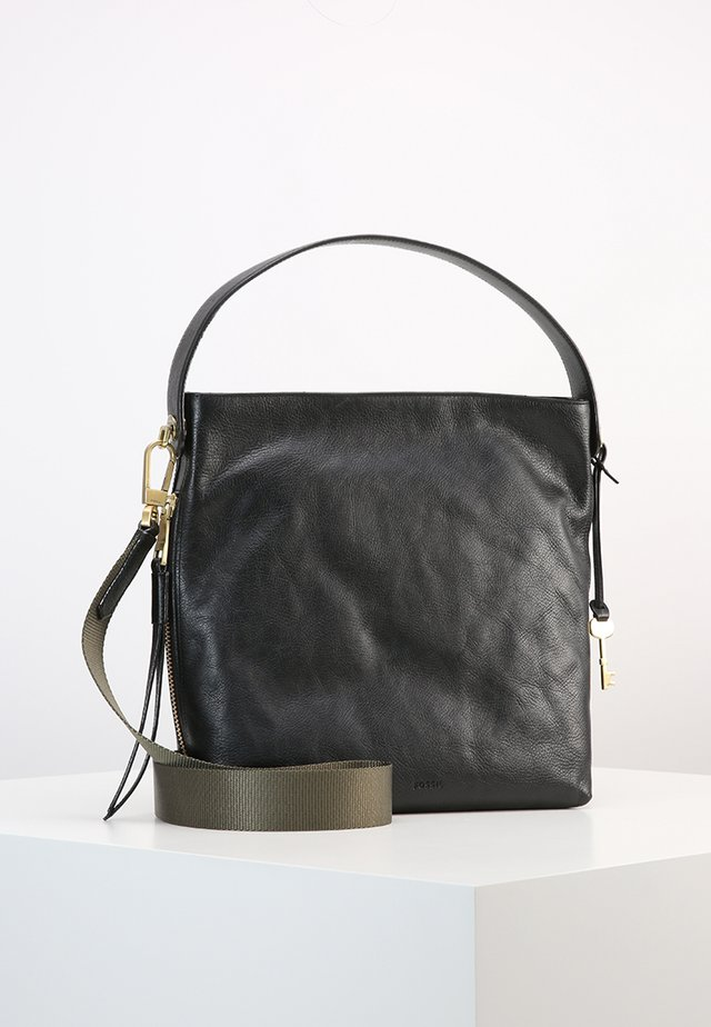 MAYA - Handtasche - black