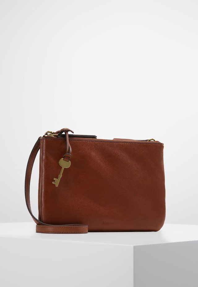DEVON - Across body bag - brown