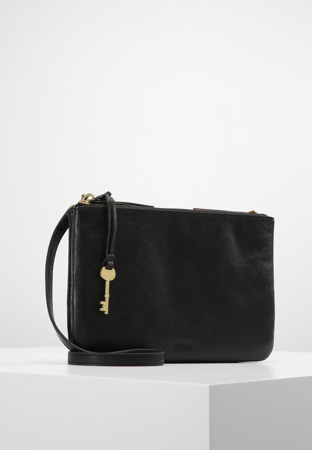 DEVON - Across body bag - black
