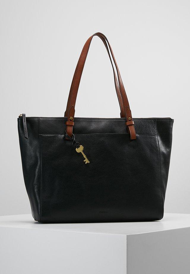 RACHEL - Handväska - black