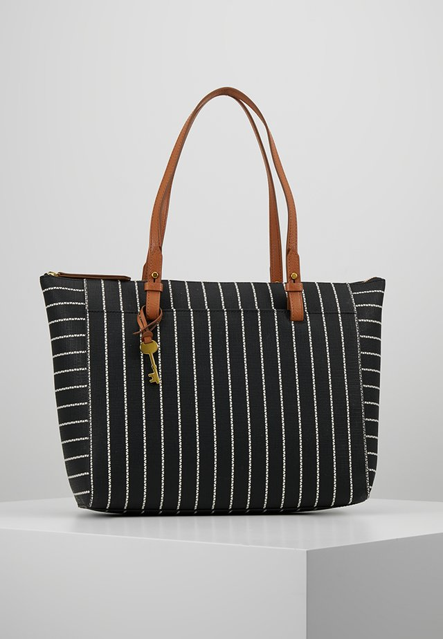 RACHEL - Shopper - black