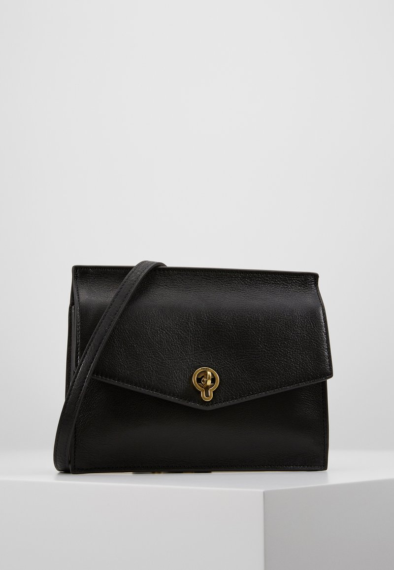 Fossil - STEVIE - Across body bag - black