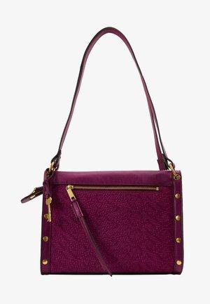 ALLIE - Handbag - purple