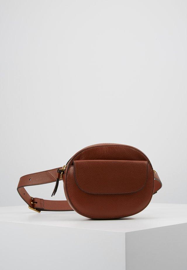 SERENA - Bum bag - brown