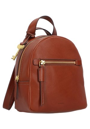 MEGAN MINI CITY - Rucksack - medium brown