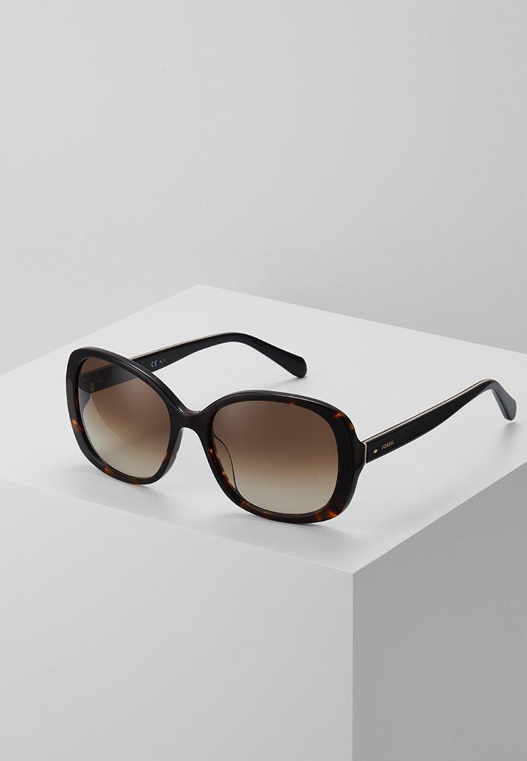 Fossil - Sonnenbrille - dark havana
