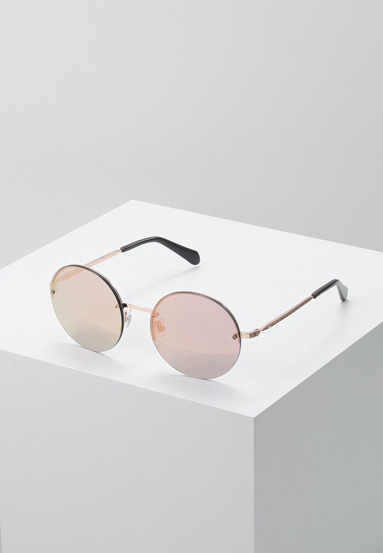 Fossil - Sonnenbrille - red gold-coloured