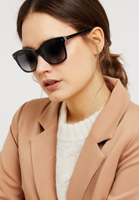 Fossil - Sunglasses - black/whte - 1