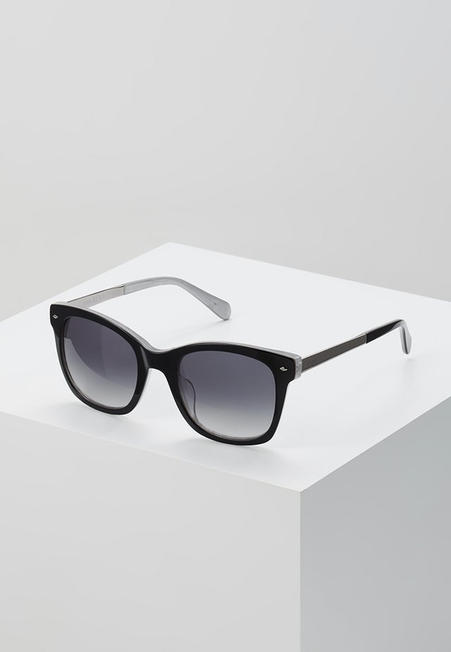 Sunglasses - black/whte