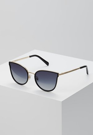 Sunglasses - black/gold-coloured