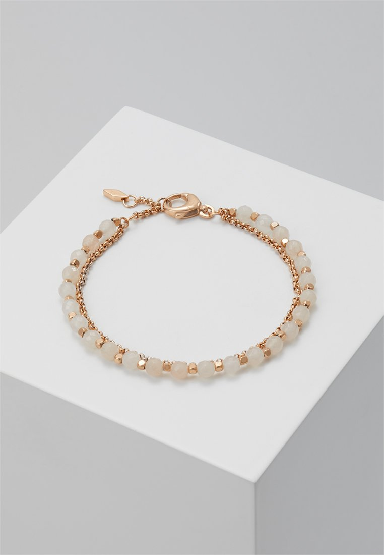 Fossil - FASHION - Bransoletka - rose gold-coloured