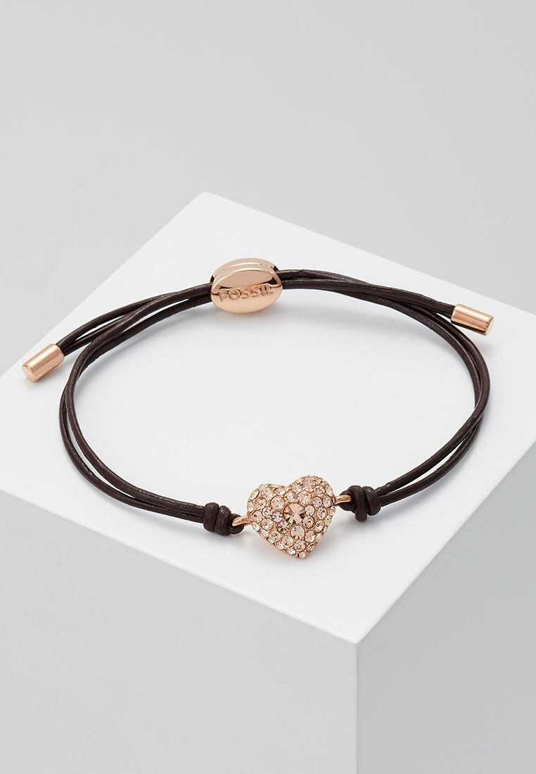 Fossil - Pulsera - rose gold-coloured