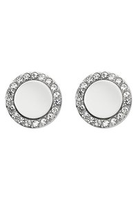 Fossil - Earrings - silver-coloured - 4