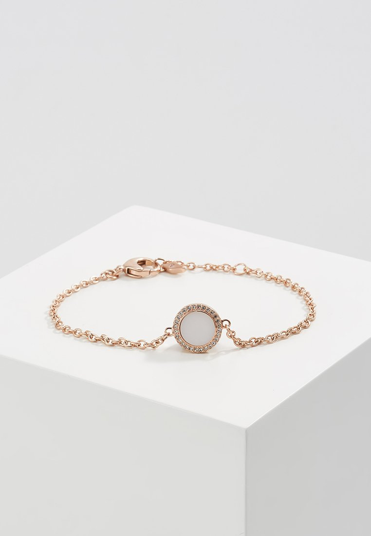 Fossil - CLASSICS - Bransoletka - rose gold-coloured